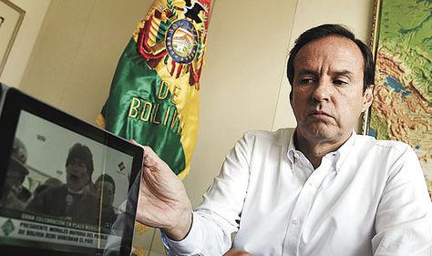 Jorge Quiroga, expresidente