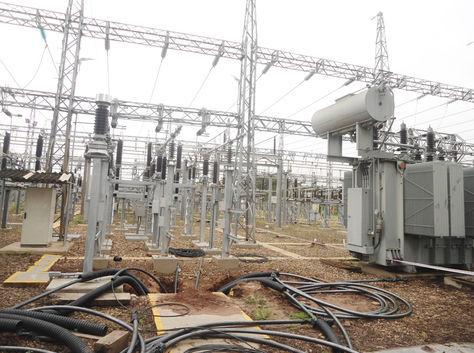 Planta generadora de electricidad de Guaracachi Foto: Iván Condori - archivo