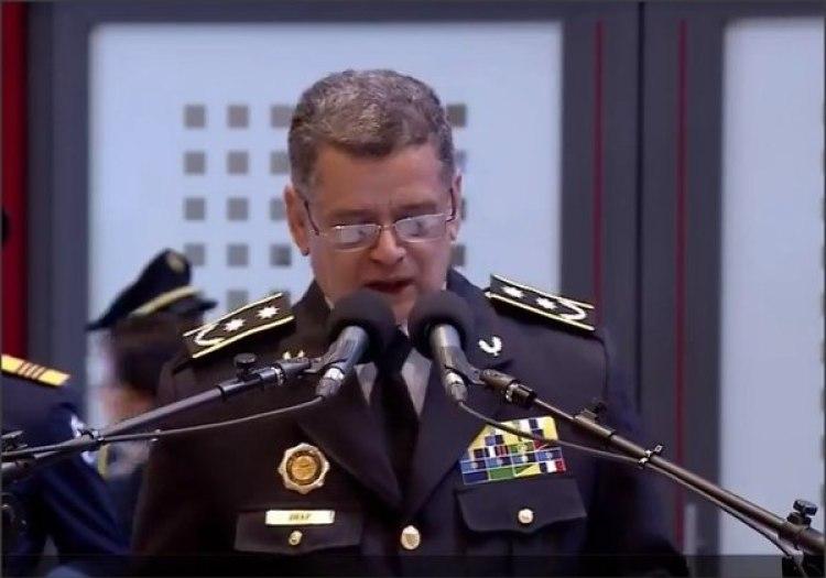 Francisco Díaz, nuevo jefe de la policía de Nicaragua