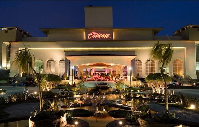Uno de los casinos del Grupo Caliente.