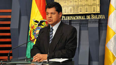 El exministro de Defensa Rubén Saavedra