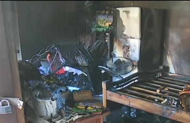 Incendio afectó a una vivienda en el Plan Tres Mil