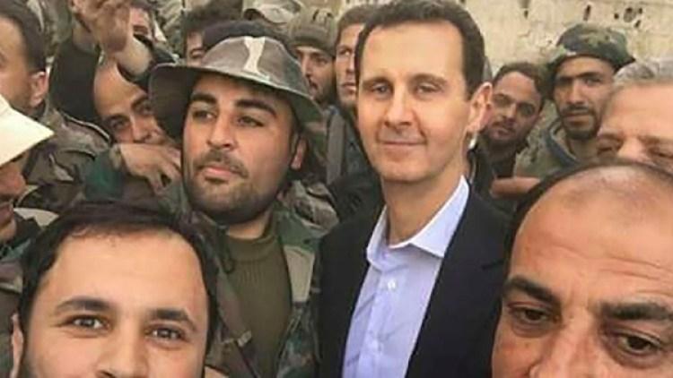 Bashar al Assad sigue utilizando armas químicas contra la población civil siria