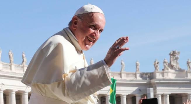 El papa Francisco. (Reuters)