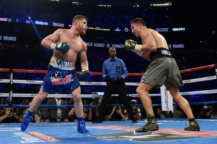 Canelo Álvarez y Gennady Golovkin se enfrentarán en Las Vegas