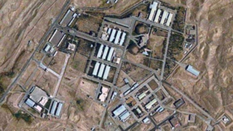 Central nuclear Irán