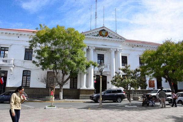 Gobernación de Tarija pide a la Asamblea prontitud en la aprobación del POA 2019