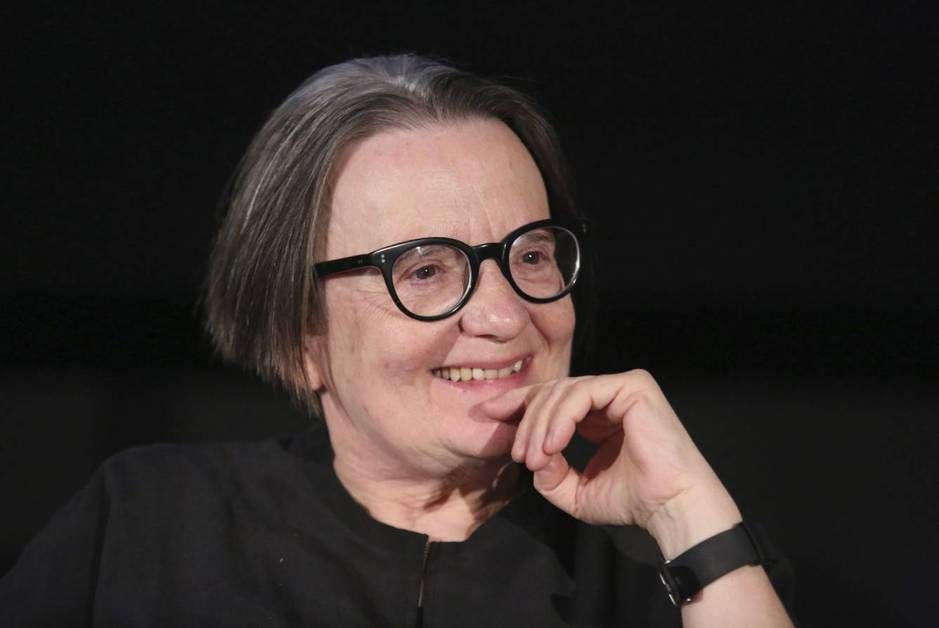 La oscarizada cineasta polaca Agnieszka Holland (EFE)