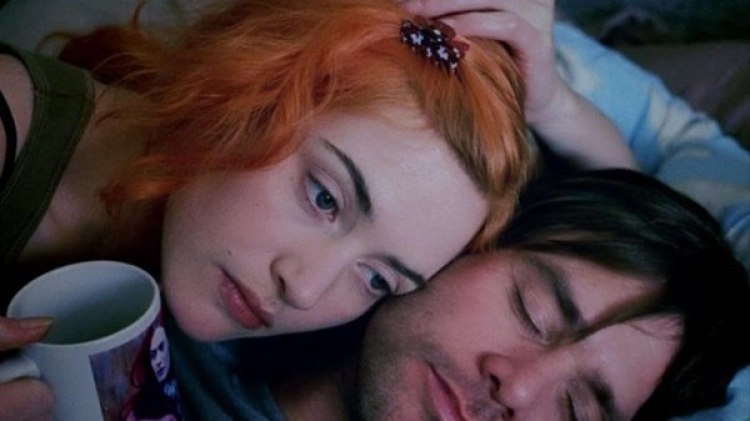 Captura de 'Eternal Sunshine of the Spotless Mind'