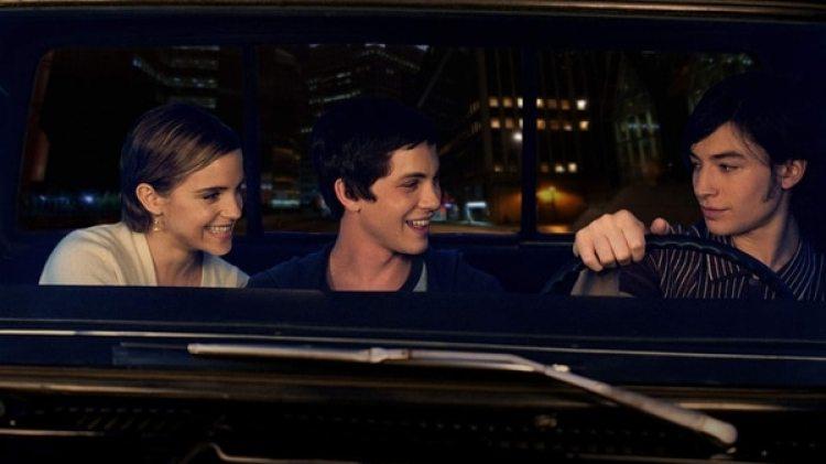"""Emma Watson en el filme """"Las ventajas de ser invisible"""""""