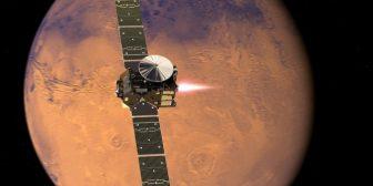 Un viaje peligroso: ir a Marte supondrá el 60% de la radiación de la vida de un astronauta