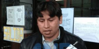 Senadores del MAS piden la liberación inmediata de Jhiery Fernández