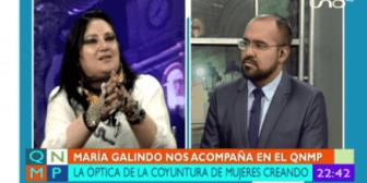 """Galindo: """"Evo Morales es un impostor"""""""
