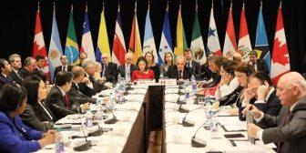 Con la abstención de Uruguay, cinco países sudamericanos denunciarán al régimen de Maduro ante la Corte Penal Internacional