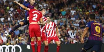 El VAR confunde al Barcelona