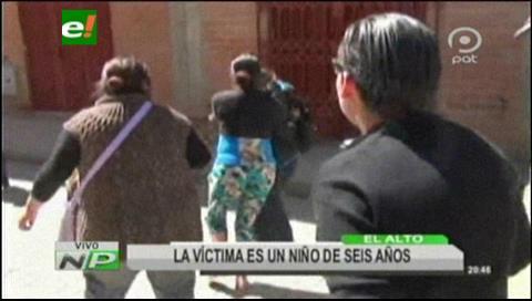 Adolescente de 15 abusa a niño de seis años en el baño de su escuela