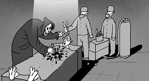 Caricaturas de Bolivia del domingo 16 de septiembre de 2018