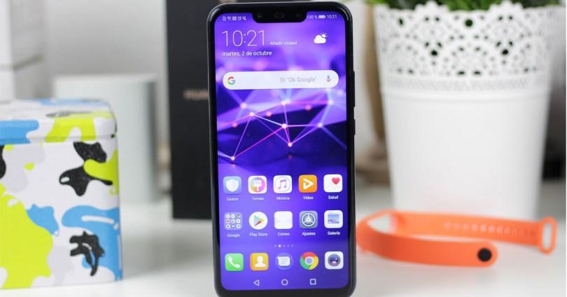 ee7c114b03c Prueba y opinión del Huawei Mate 20 Lite – eju.tv