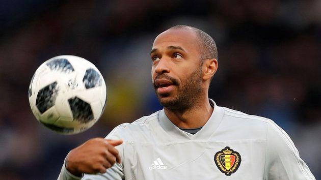 Mónaco despide a su DT y suena fuerte el nombre de Thierry Henry para sustituirlo