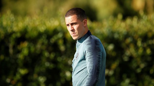Eden Hazard quiere jugar en España aunque descartó salir del Chelsea en enero