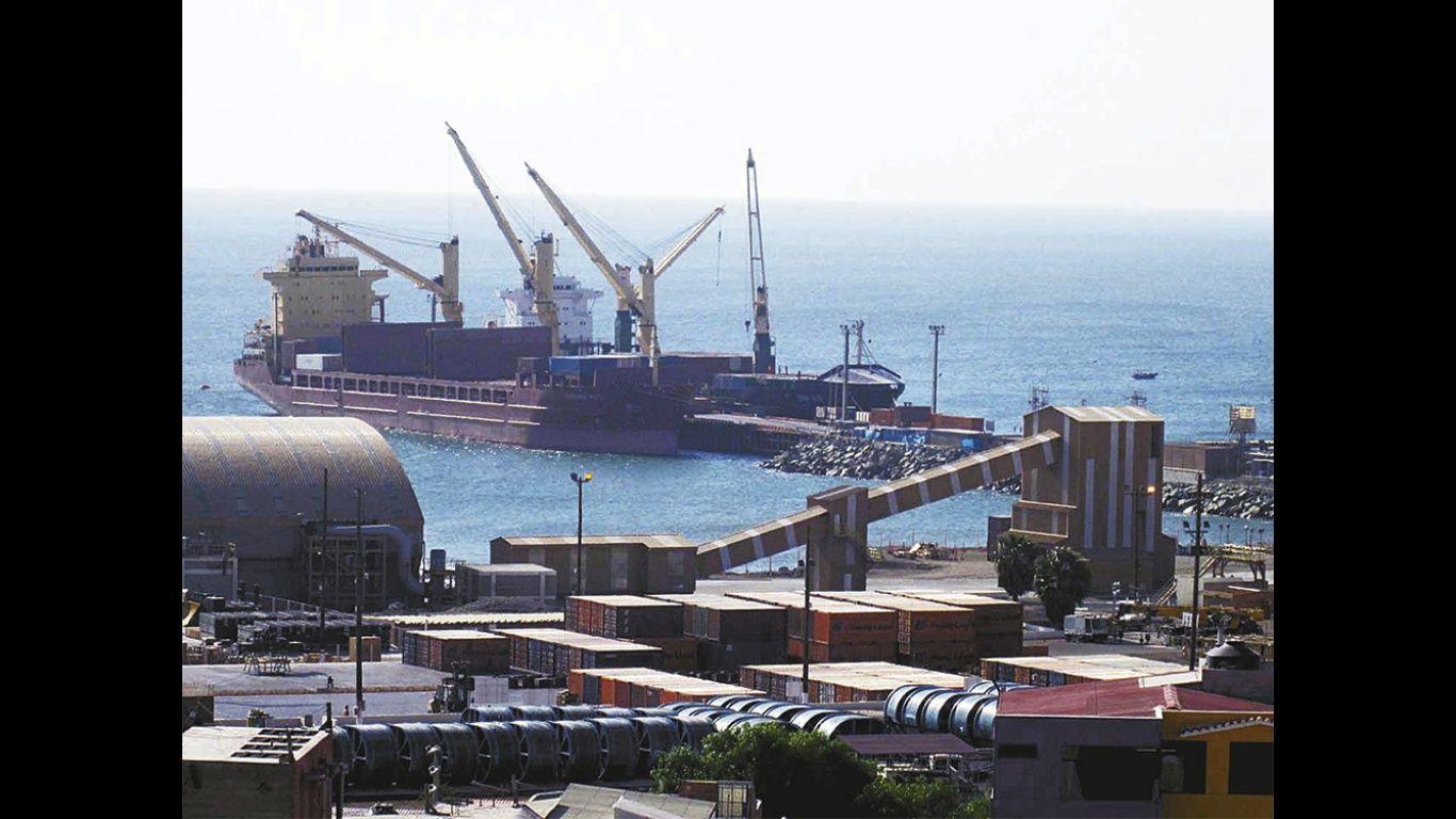 Ciudad portuaria de Ilo declaró