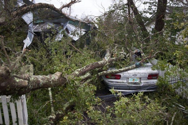 Panama City, Florida. (Joe Raedle/Getty Images/AFP)