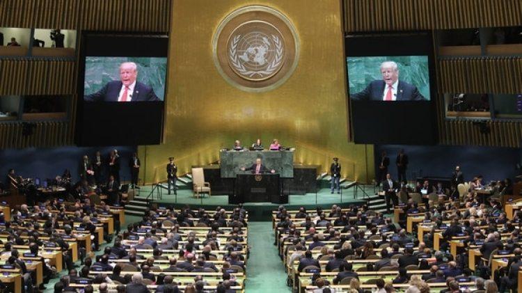 La Asamblea General de la ONU se desarrolló el mes pasado (AFP)