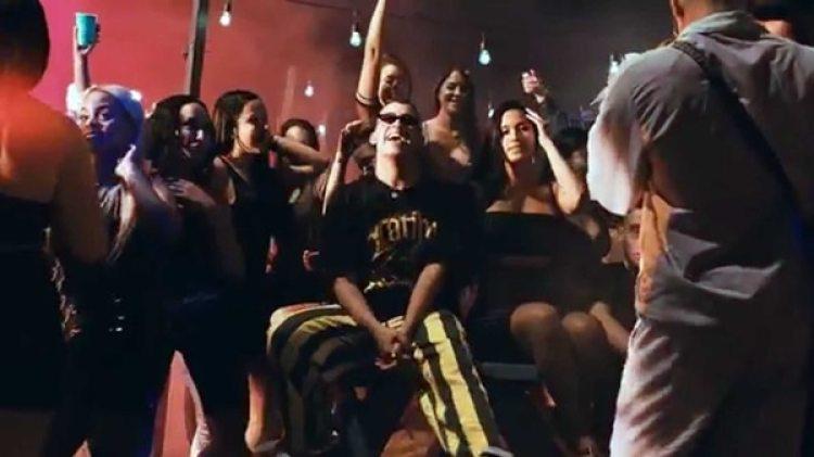 Bad Bunny lanzó el video musical de Mía en su cuenta oficial de YouTube