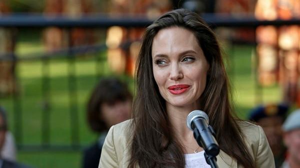 No creerás quién es el nuevo novio de Angelina Jolie