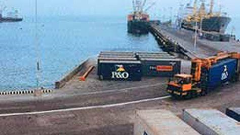 Puerto de Ilo. Foto: ENAPU
