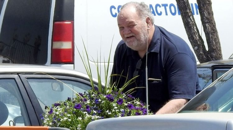 Fotos que vendió Thomas Markle a los paparazzi (Grosby Group)
