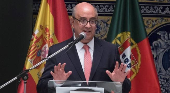 El ya exministro de Defensa portugués, José Azeredo Lopes. (EFE)