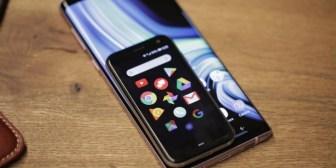 La marca Palm renace lanzando un móvil
