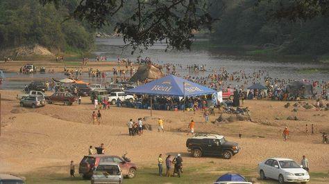 Al menos 30 personas fueron atacadas por pirañas en un río del Beni