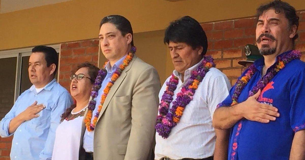 Evo: 'Ya voy a cumplir 13 años como presidentey no puedoentender qué está pasando en Bolivia'