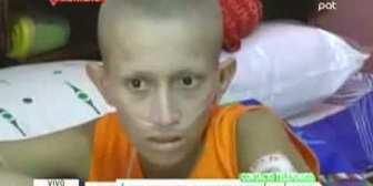 """Muere """"Chumita"""" el menor que padecía cáncer terminal"""