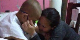 El 'Chumita' luchó hasta el final junto a su madre, pero el cáncer le arrancó la vida