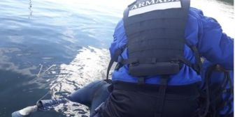 Buzos militares de Bolivia y Perú rescatan tres cuerpos sin vida del Lago Titicaca
