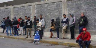 """Solicitudes de asilo de cubanos en México se multiplicaron después del fin de """"pies secos"""""""