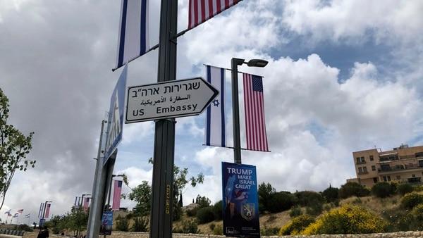 Estados Unidos fusionará el consulado y la nueva embajada en Jerusalén