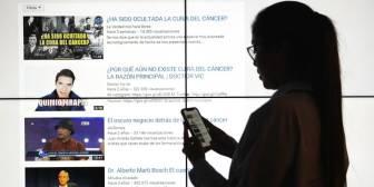 Donde la berenjena cura el cáncer y la lejía trata el autismo
