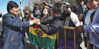 Cancillería justifica viaje de Morales a Argentina, dice entregará 5 beneficios a la comunidad boliviana