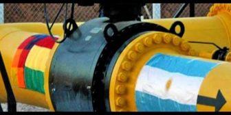 Comisión de Argentina llega lunes a Bolivia para tratar deuda de la venta de gas