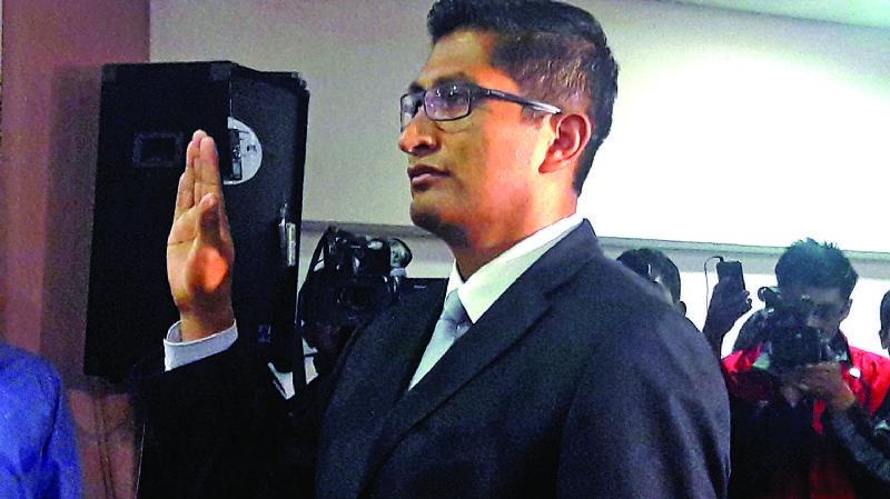 Tres nuevas denuncias enlodan más la gestión del fiscal de La Paz Edwin Blanco