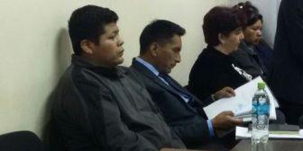 Defensa de Franclin Gutiérrez presenta esta semana dos 'testigos clave'