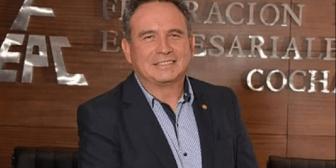 Presidente de los empresarios de Cochabamba aclara que no participó del arribo de carga a Ilo
