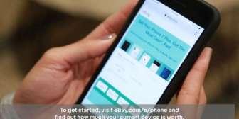 Instant Selling, nuevo programa de eBay para que los usuarios vendan rápidamente sus teléfonos