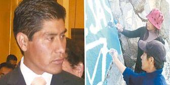 Senador Ortiz: 'Uno de los vocales que decidirá si Evo es candidato pintó paredes para el MAS'