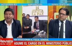 Opiniones coinciden que fiscal debe hacer cambios en el Ministerio Público