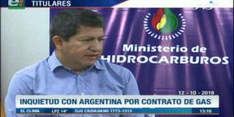 Video titulares de noticias de TV – Bolivia, mediodía del viernes 12 de octubre de 2018